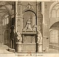 Antoine Hérissac-Description de Paris de Versailles-Piganiol - Tombeau de Colbert.jpg