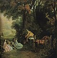 Antoine Watteau - A Halt During the Chase - WGA25476.jpg
