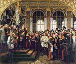 Anton von Werner - Kaiserproklamation in Versailles 1871.jpg