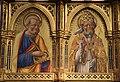 Antonio e bartolomeo vivarini, polittico da s. girolamo della certosa, 1450, 02.jpg