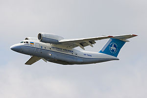 Antonov An-74 - Wikipedia