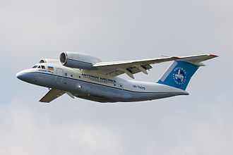 Antonov An-74 - Antonov Airlines An-74T at Gostomel Airport, Ukraine