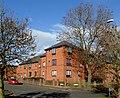 Apartments east of Bilston town centre, Wolverhampton - geograph.org.uk - 5600029.jpg