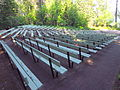 Apgar Amphitheater - 6 (Near the West Entrance to the park.) (7637353996).jpg