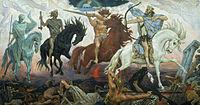 Apocalypse vasnetsov