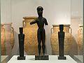 Apollonian Triad, bronze statues, 750 BC, AMH 245-247, 145330.jpg