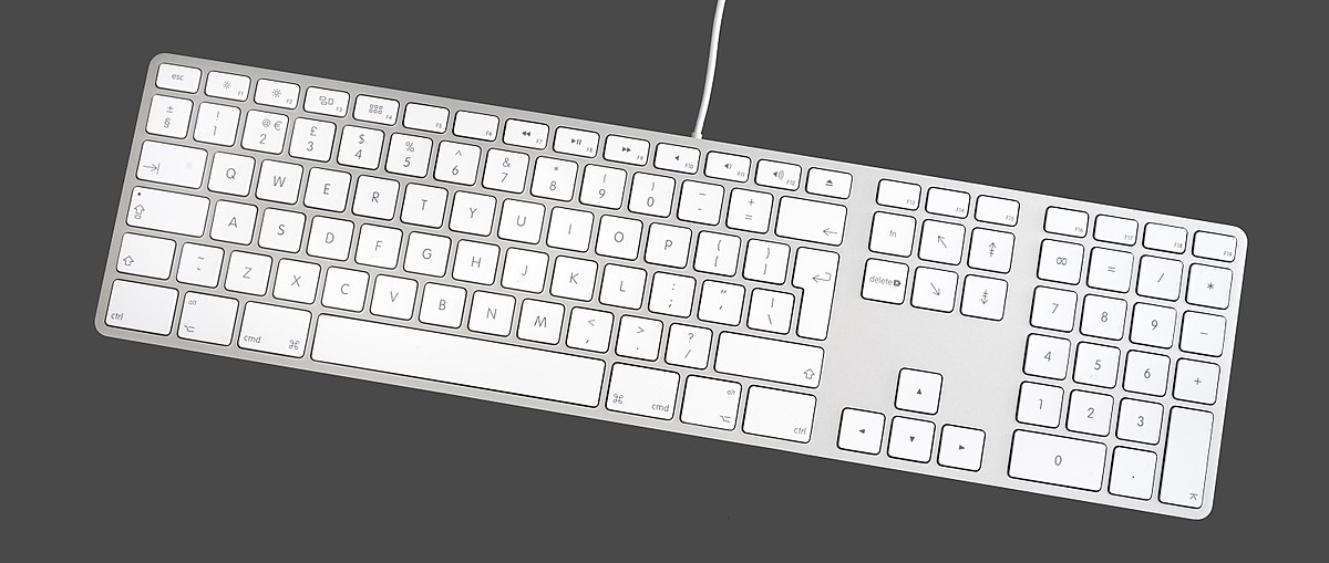 Apple Keyboard - Wikipedia