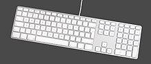 image of an Apple keyboard