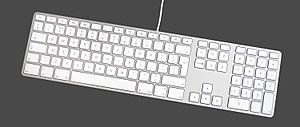 Apple Keyboard with Numeric Keyboard 9612.jpg