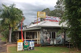 Apple Tree Creek, Queensland Town in Queensland, Australia