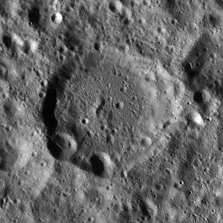 Appleton (crater) Lunar impact crater