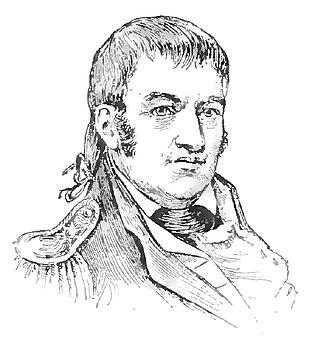 Battle of Mackinac Island (1814) - American Brig Gen Duncan McArthur established Fort Gratiot in 1814 as an advanced base to retake Mackinac Island.