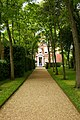 Approach to Fenton House, Hampstead - geograph.org.uk - 1927296.jpg