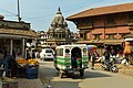 Approaching Patan's Durbar square (12679837354).jpg