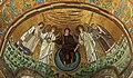 Apse mosaic - Basilica of San Vitale (Ravenna).jpg