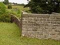 Aqueduct crossing beck behind Barley Cote - geograph.org.uk - 471965.jpg