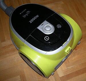 Arçelik - Image: Arçelik Vacuum Cleaner