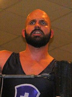 Ares (wrestler) Swiss professional wrestler and wrestling trainer