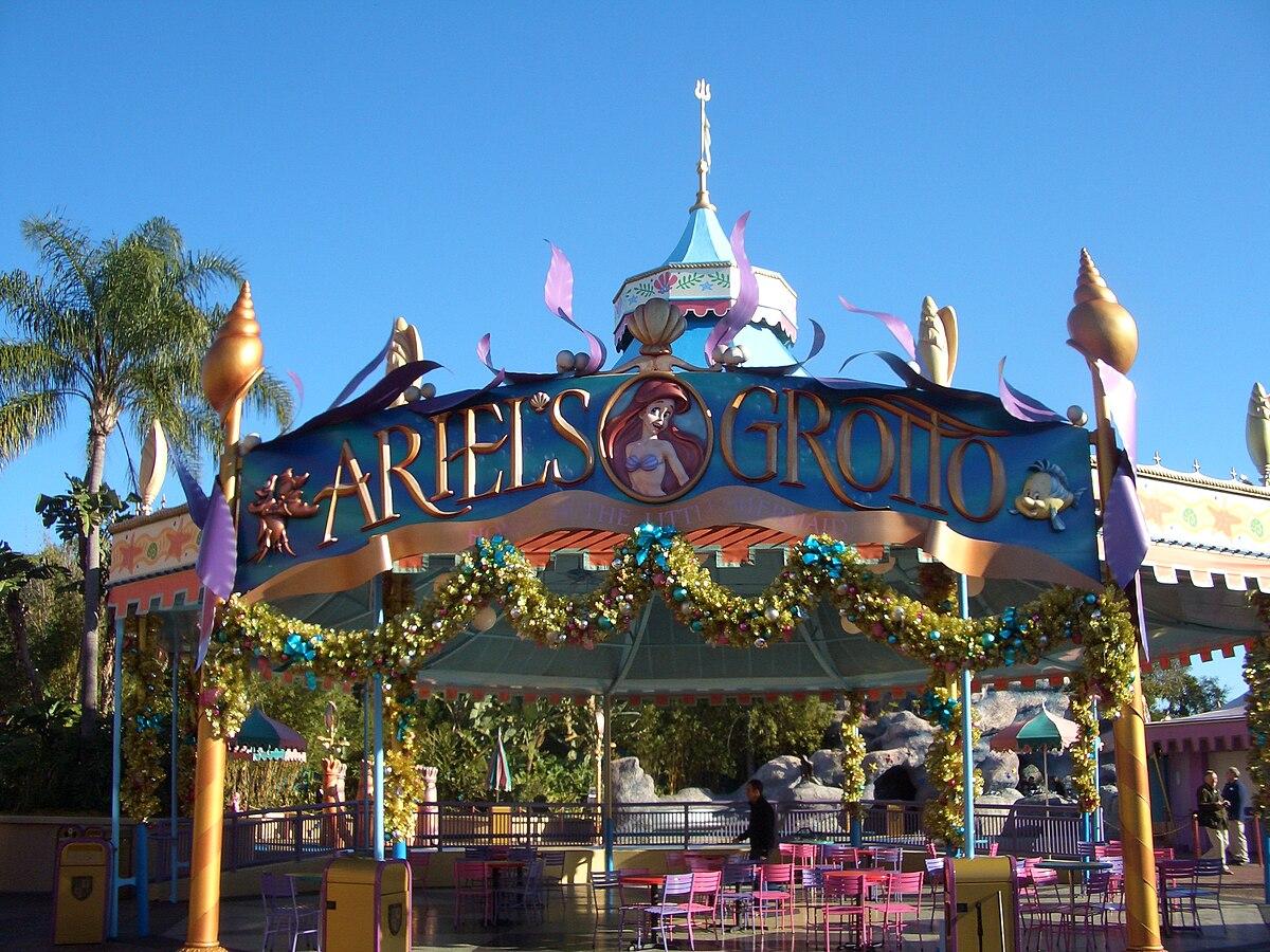 Ariel S Grotto Wikipedia