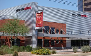 Arizona Opera non-profit organisation in the USA