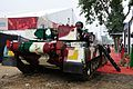 Arjun - Main Battle Tank - Pride of India - Exhibition - 100th Indian Science Congress - Kolkata 2013-01-03 2635.JPG