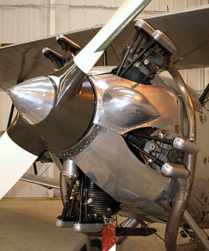Armstrong Siddeley Mongoose - Armstrong Siddeley Mongoose fitted to the Shuttleworth Collection's airworthy Hawker Tomtit