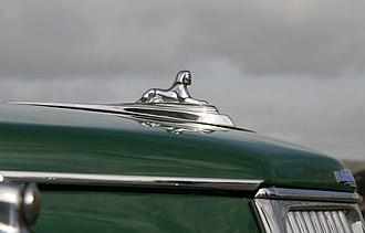 John Siddeley, 1st Baron Kenilworth - Image: Armstrong Siddeley motif Flickr exfordy (1)