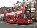 Arriva Shires 6015 on Route 340, Wealdstone (Harrow & Wealdstone Station).jpg
