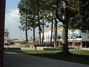Arroyo High School (El Monte, California) - Image: Arroyo High School 2011