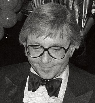 Arte Johnson - Johnson at the premiere of Seems Like Old Times in December 1980