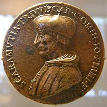 Artista milanese, Scaramuccia di Gianfermo Trivulzio, 1518-25 ca..JPG