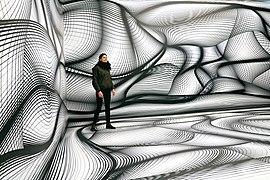 Artists and Robots at the Paris Grand Palais (42158514392).jpg