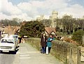 Arundel Bridge, castle in background, 1975 - geograph.org.uk - 345349.jpg