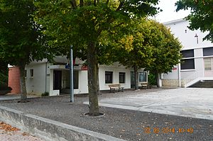 Arzens - The Town Hall