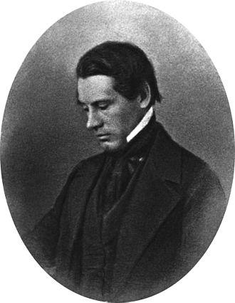 Asa Gray - Gray in 1841
