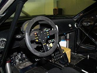 Ascari KZ1 - Interior