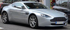 Henrik Fisker - Aston Martin V8 Vantage