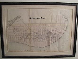 Atlantic City, New Jersey -  Atlantic City, 1877