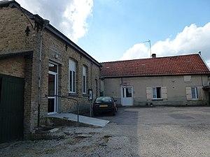 Auboncourt-Vauzelles - The Town Hall