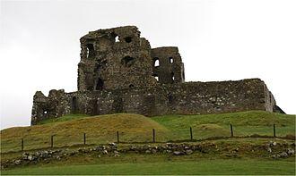 Auchindoun Castle - Auchindoun Castle