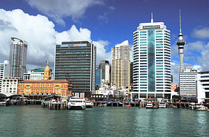 Auckland Waterfrt