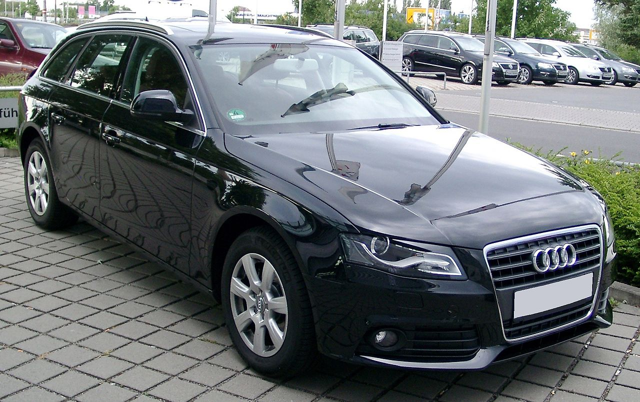bestand audi a4 b8 avant front wikipedia. Black Bedroom Furniture Sets. Home Design Ideas