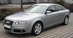 Audi A6 C6 front 20090329