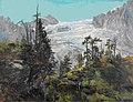 Auguste-Henry Berthoud - Le Glacier de Rosenlaui 1855.jpg