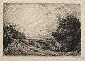 Auguste Louis Lepère - La Route de la Houssoye - 1920.626 - Cleveland Museum of Art.jpg