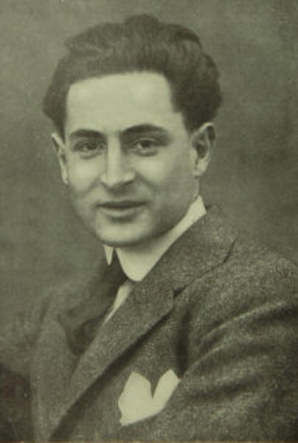 Photo Augusto Genina via Wikidata