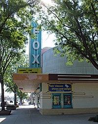 Aurora Fox Arts Center (Aurora, Colorado).JPG