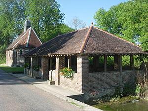 Auxon, Aube - Image: Auxon Sivrey