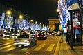 Avenue des Champs Elysées,(Christmas) Paris - panoramio (1).jpg