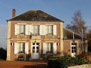Avrechy Commune in Hauts-de-France, France